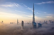 Thành Phố Trên Mây Ở Dubai