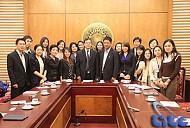Tổng Cục Du Lịch Tiếp Đoàn Nhà Báo Thái Lan Khảo Sát Du Lịch Việt Nam