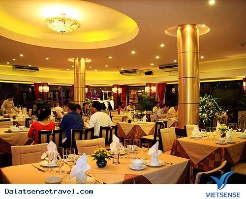 Các nhà hàng tại Đà Lạt, du lịch Đà Lạt