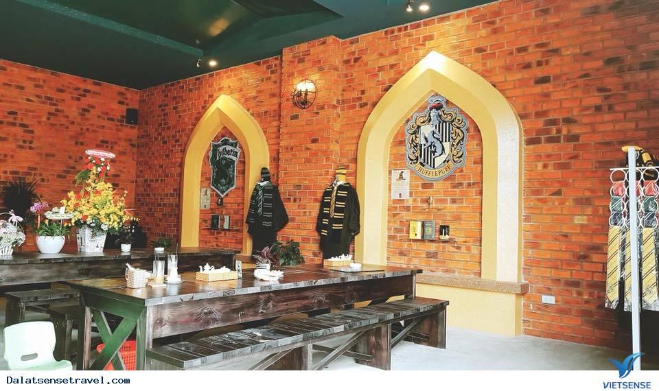 Khám Phá Quán Cafe Harry Poter Ở Đà Lạt