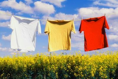 Mẹo giặt quần áo nhanh khô khi đi du lịch,meo giat quan ao nhanh kho khi di du lich