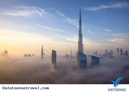Thành Phố Trên Mây Ở Dubai,Thanh Pho Tren May O Dubai