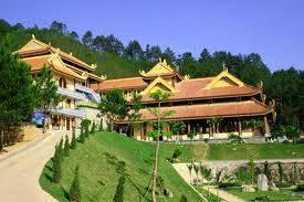 Thiền viện Trúc Lâm Đà Lạt, Thien vien truc lam da lat