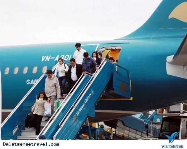 Vietnam Airlines Mở Đường Bay Mới Vinh Viêngchăn